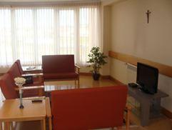 Sala de estar dos quartos